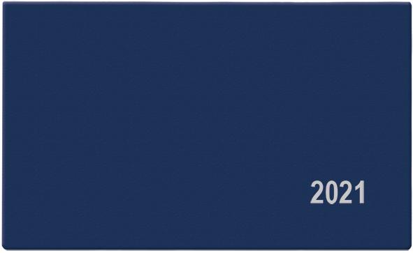 Týdenní diář - Cyril - PVC - modrá, BALOUŠEK, BTC1-1