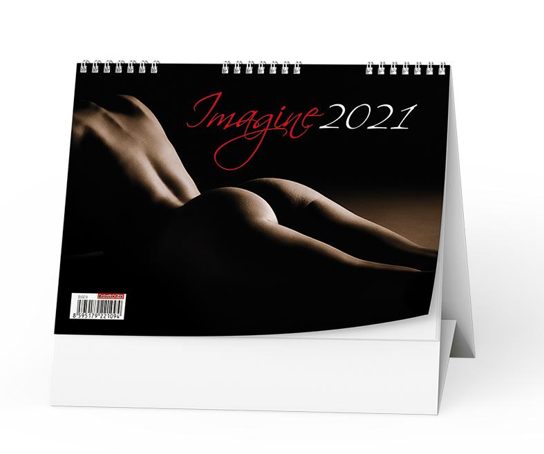 Stolní kalendář - Imagine
