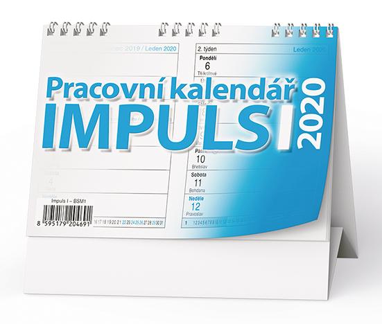 Stolní kalendář - Impuls I.