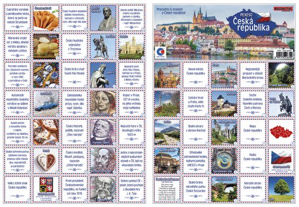 Pexeso  Česká republika