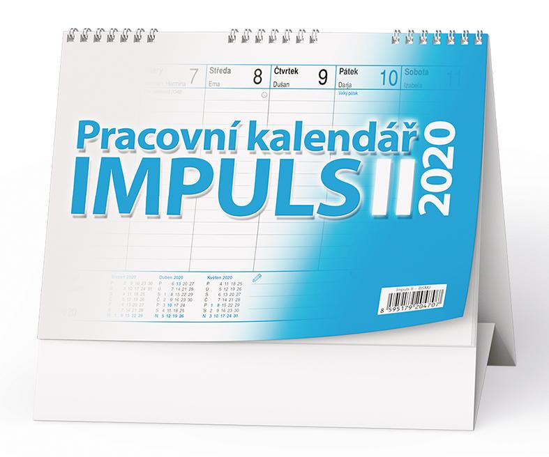 Stolní kalendář - Impuls II.