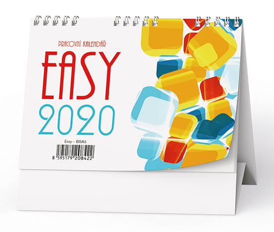 Stolní kalendář - Easy