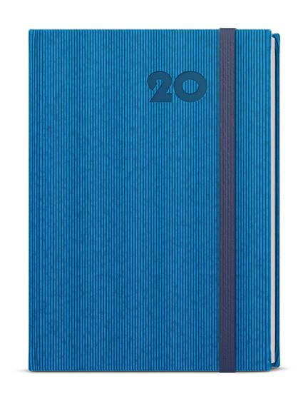 Denní diář - Ctirad - vigo - A5 - modrá