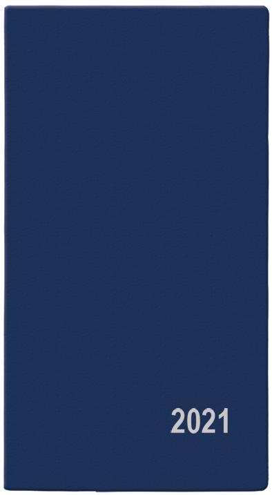 Měsíční diář - Františka - PVC - modrá, BALOUŠEK, BMF1-1
