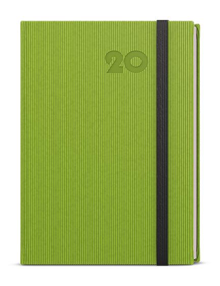 Denní diář - Ctirad - vigo - A5 - zelená