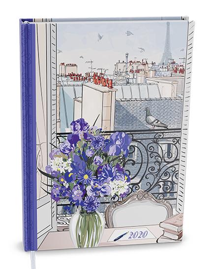 Denní diář - David - lamino - A5 - Paříž
