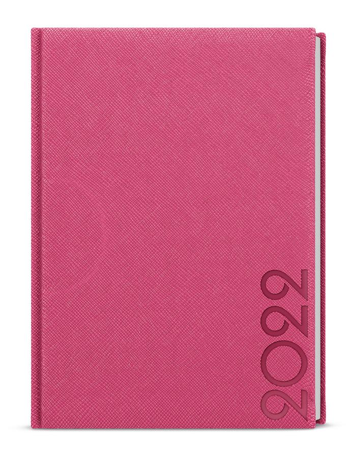 Týdenní diář - Prokop - tora - B6 - růžová