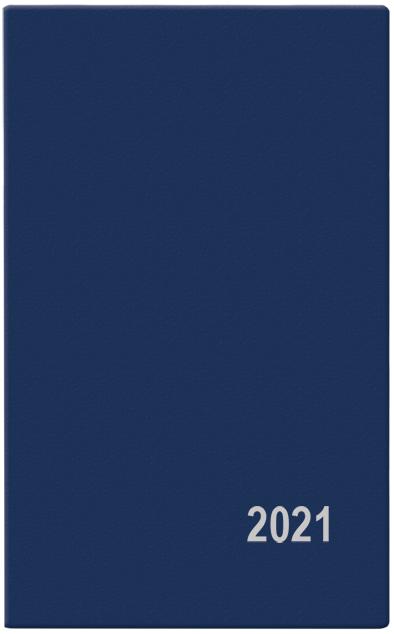 Týdenní diář - Alois - PVC -  modrá, BALOUŠEK, BTA1-1