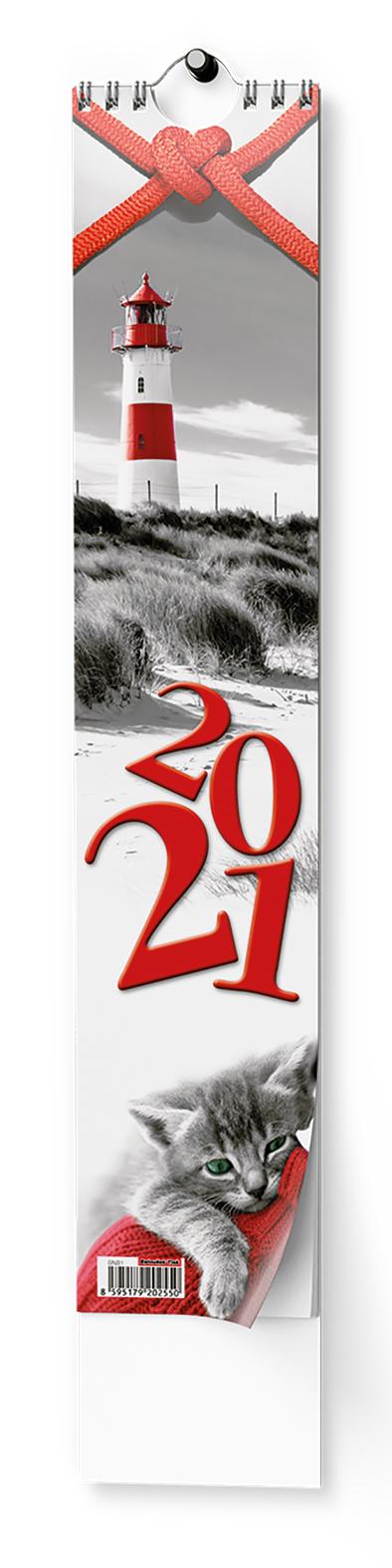 Nástěnný kalendář - Kravata - Žánrový, BALOUŠEK, BNB1