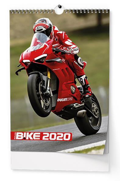 Nástěnný kalendář A3 - Motorbike