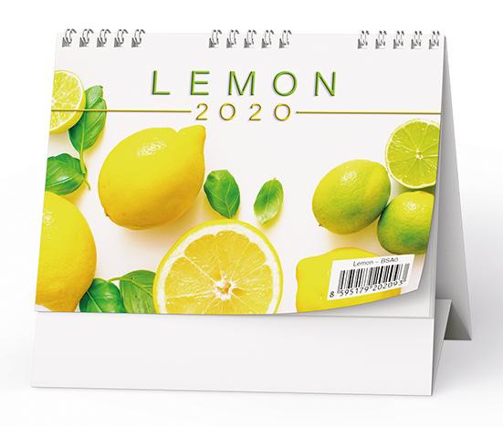 Stolní kalendář - Lemon - mini