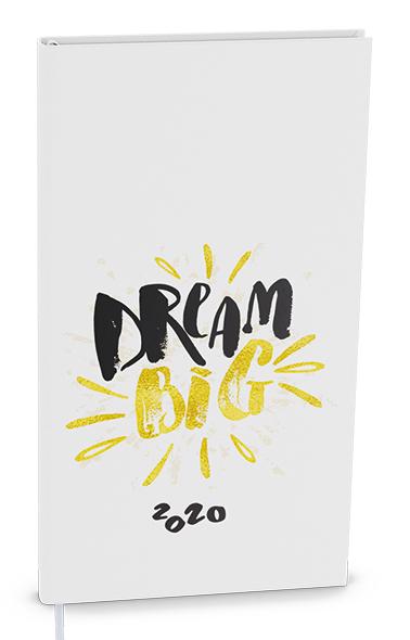 Týdenní diář - Jakub - lamino - kapesní - Dream