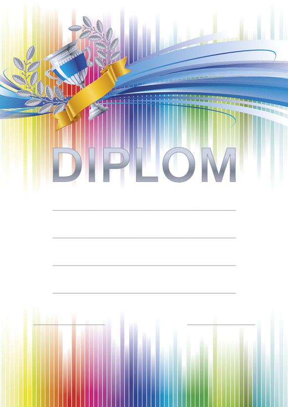 Diplom A4 Duha