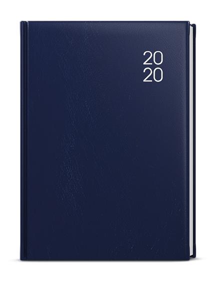 Denní diář - Ctirad - balacron - A5 - modrá
