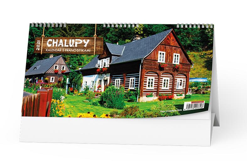 Stolní kalendář - Chalupy, BALOUŠEK, BSH4