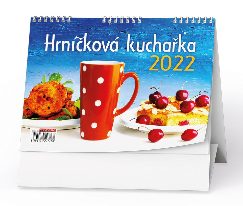 Stolní kalendář - Hrníčková kuchařka