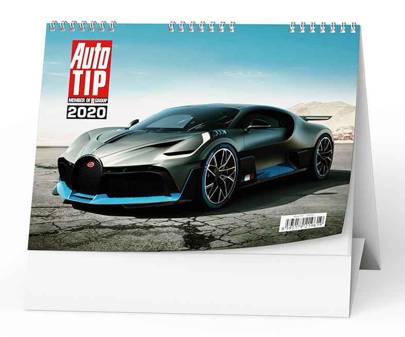 Stolní kalendář - Autotip