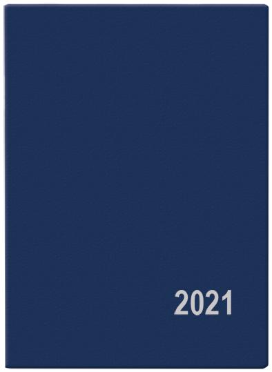 Týdenní diář - Hynek - PVC -  modrá, BALOUŠEK, BTH1-1