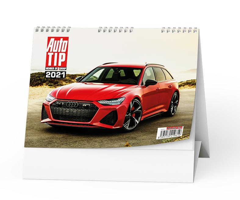 Stolní kalendář - Autotip, BALOUŠEK, BSF9