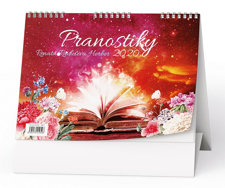 Stolní kalendář - Pranostiky (Renata Raduševa Herber)